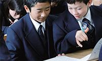 中学グローバルコースで伸ばす英語力生