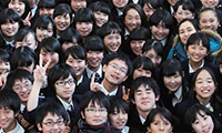 全国トップクラスの留学制度利用者数