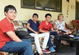 オーストラリア海外学校交流