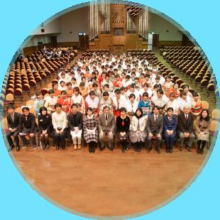 成人式礼拝