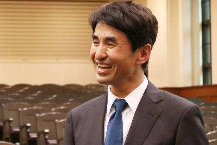 石澤 友康 先生