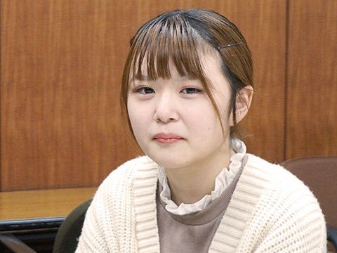 早稲田大学法学部に進学した岩井さん