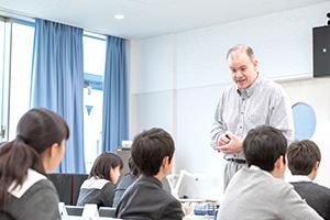 ネイティブ講師の授業