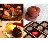 チョコレート専門店のスイーツ、チョコのショップ