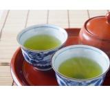 老舗日本茶専門店での販売!