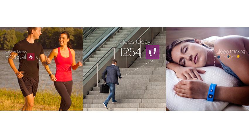 ランタスティック、「Runtastic for docomo」対応ウェアラブル端末 「Runtastic Orbit」をNTTドコモより発売 ~運動や睡眠など健康管理をサポートする活動量計~