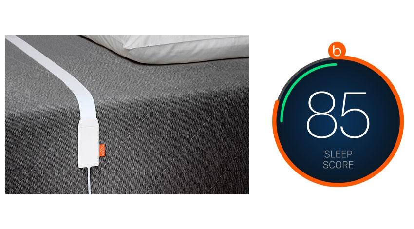 アクシバース、日々の睡眠を体重計のようにスコア化する「bedditスリープモニター」販売開始