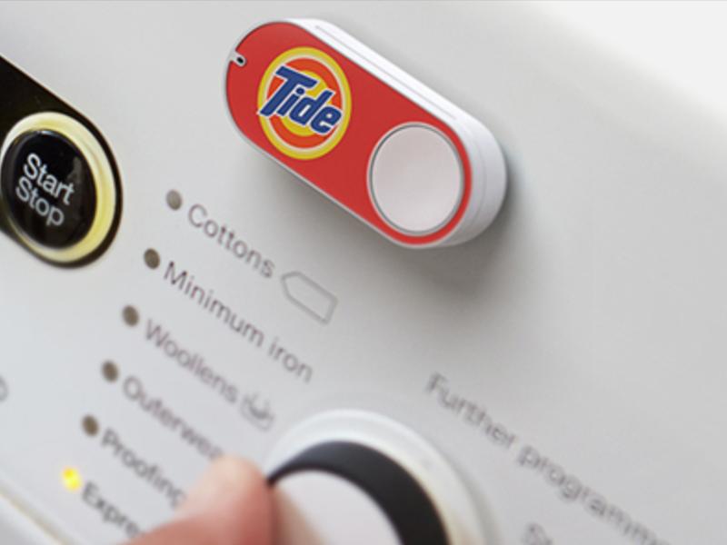 Amazon Dashボタン