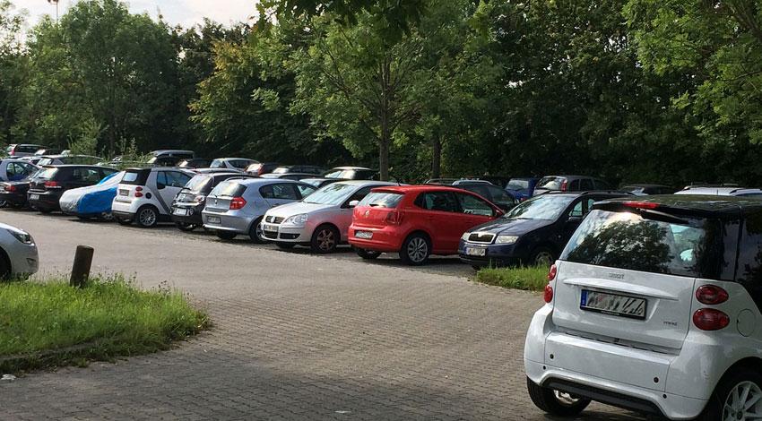 ボッシュ、駐車場をIoT化。ドイツでパイロットプロジェクト開始