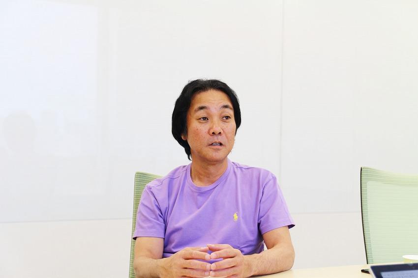 Kii 株式会社 代表取締役会長 荒井真成氏