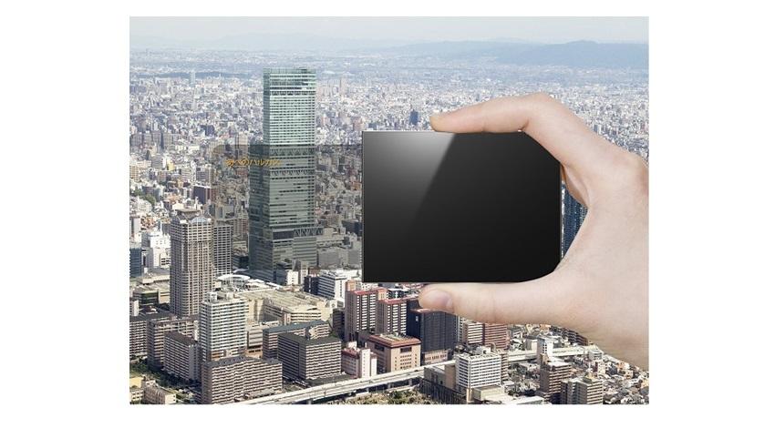 NTT、パナソニックと透過型ディスプレイを搭載したポータブル端末によるおもてなしサービス実現に向けて技術検証