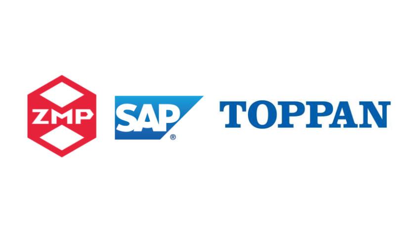 ZMP・SAP ジャパン・凸版印刷、物流支援ロボット「CarriRo」を活用したIoTによる業務効率化ソリューションの提供を共同で推進
