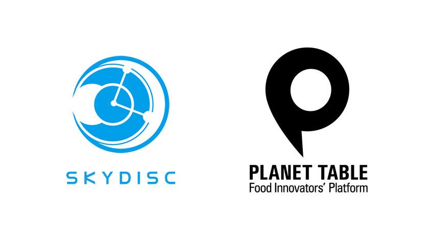 スカイディスクとプラネット・テーブル、IoTを活用した農産物や食品の物流可視化・改善サービスを共同で試験展開