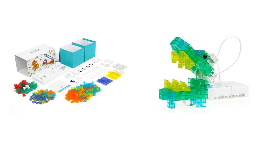 ソニー・グローバルエデュケーション、ロボット・プログラミング学習キット「KOOV(クーブ)」を発売