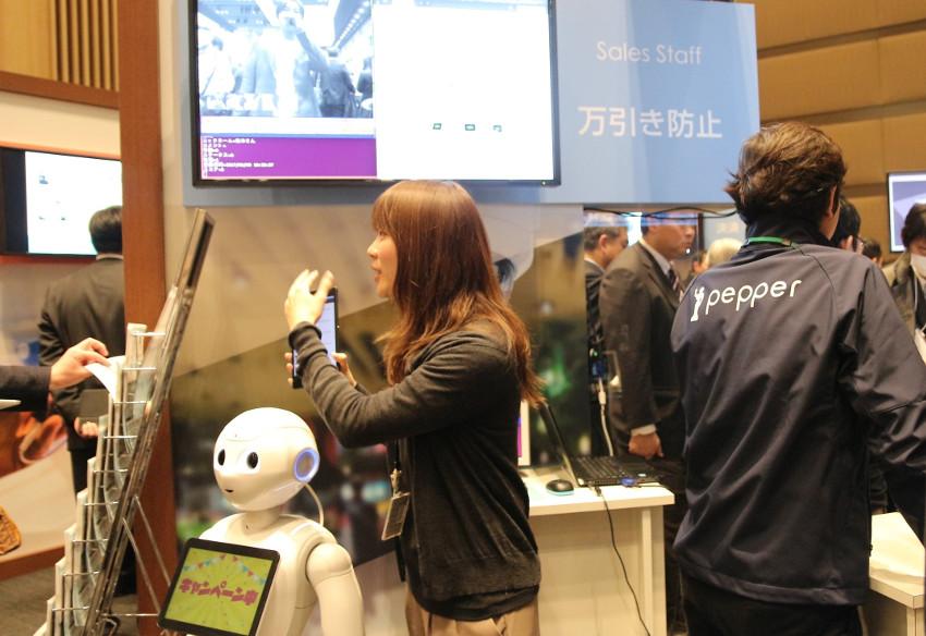 Pepper World 2017 に紹介された様々なPepperアプリケーション