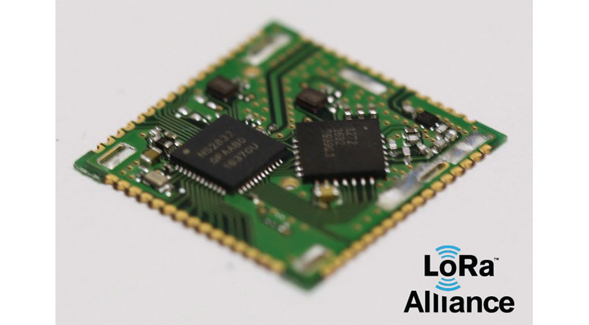 Braveridge、LoRaWAN/BLE対応コンボモジュールとBluetooth4.2対応小型モジュールを開発