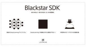 LeapMind、ディープラーニングチップ向け開発環境「Blackstar SDK」提供開始