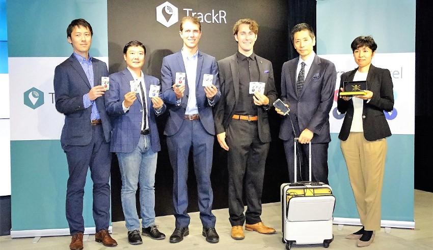 TrackR、日本で新製品を販売開始した