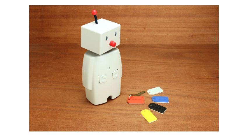 IoTで忘れ物知らずに、紛失防止タグのMAMORIOとユカイ工学のコミュニケーションロボット「BOCCO」が連携