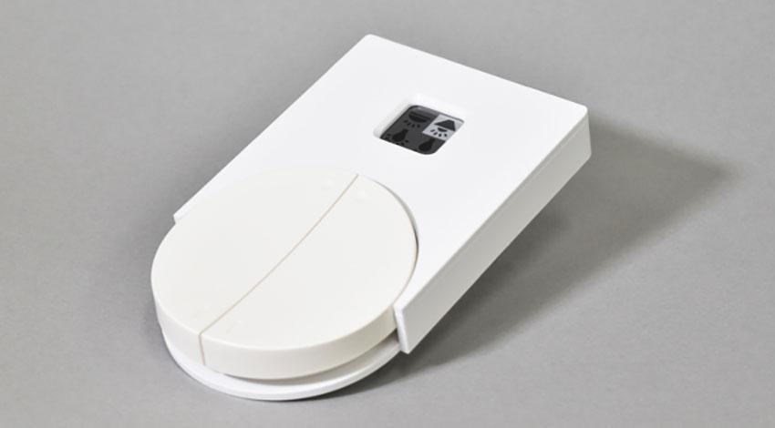 凸版印刷、無線通信規格「EnOcean」に対応した電池レスのIoT機器に「表示」を実現