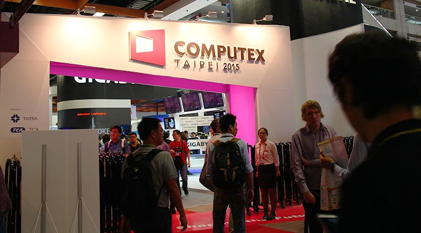 COMPUTEX TAIPEI 2015