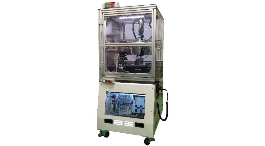 ベッコフオートメーション・駿河精機・CCT、工作機械のCNCにAIなど組み込んだ小型マシニングセンタを開発