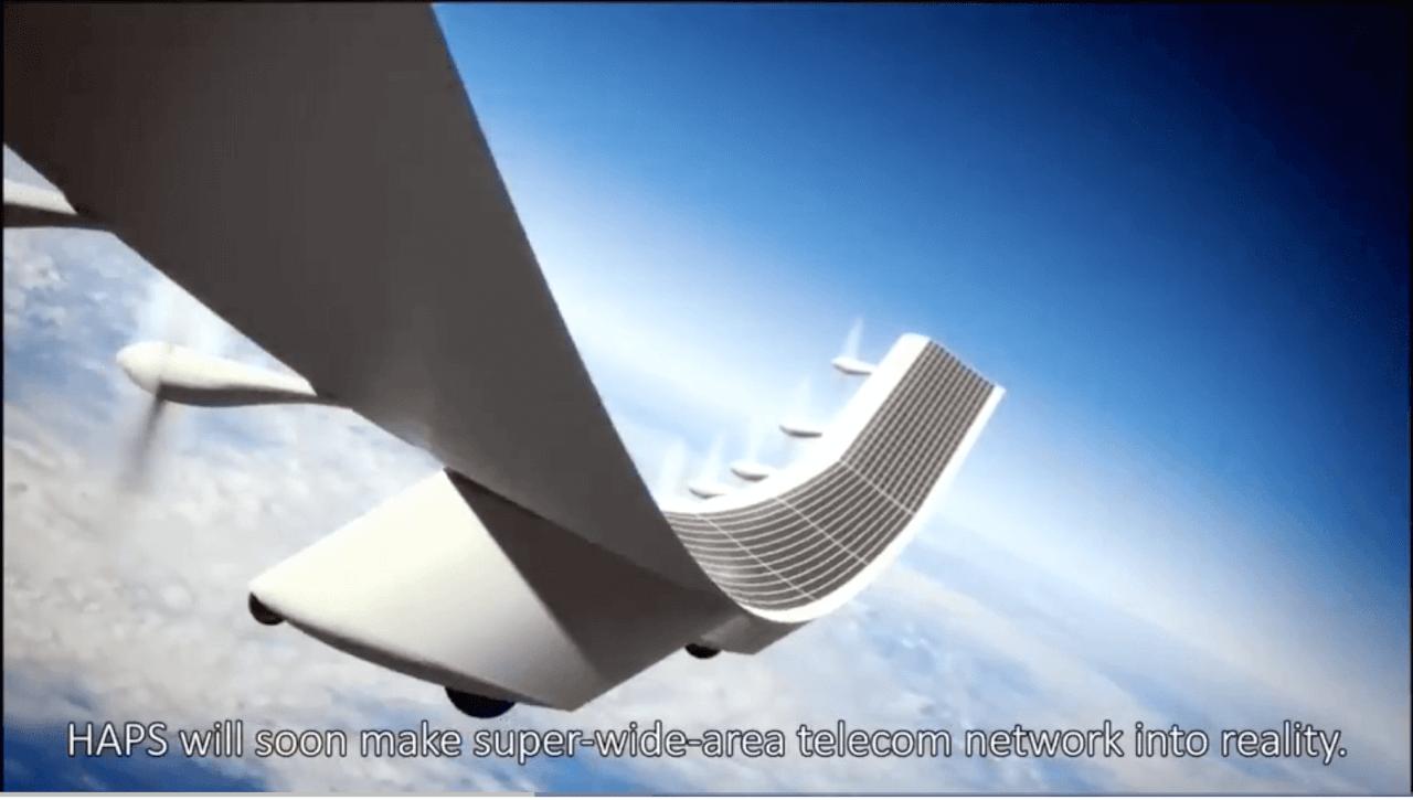 ソフトバンクとグーグルが共闘する、成層圏で飛ぶ「通信基地局」のねらい