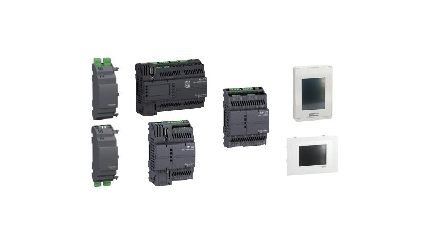 シュナイダーエレクトリック、空調機のIoT化をサポートするコントローラーを国内で提供開始