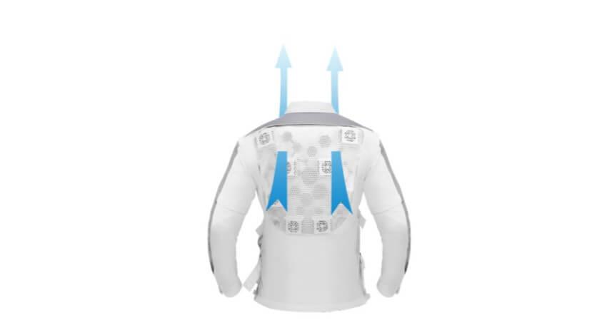 アトムテックジャパン、AI活用の冷却技術で快適な温度を保つスマート服「Smart Cool Jacket」のクラウド ...