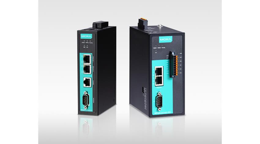 台湾のMoxa、シリアル・デバイス製品に新たなクラウド接続機能を搭載