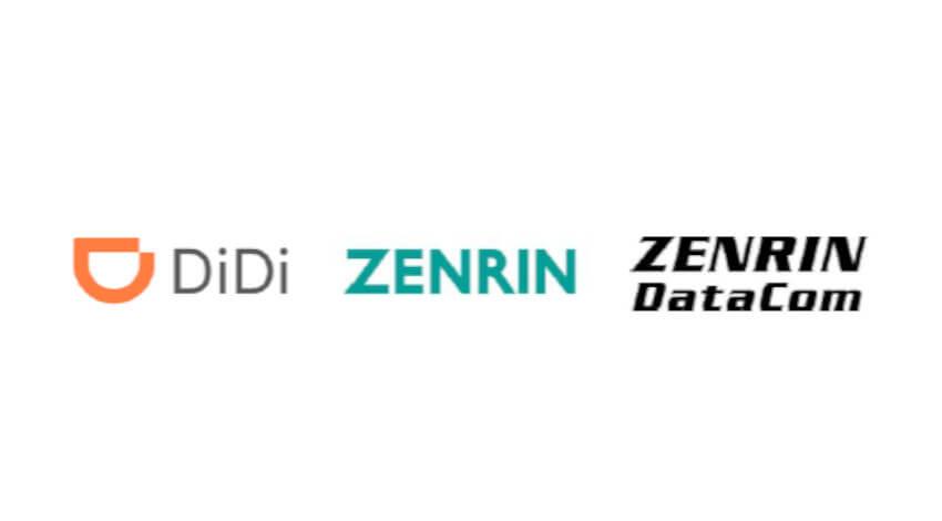 ゼンリングループとDiDiモビリティジャパンが業務提携、ナビゲーションアプリ「Z-NAV」がDiDi搭載タクシーで利用可能