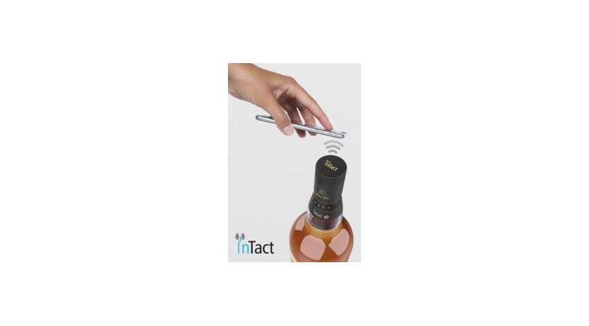 凸版印刷とAmcorが協業、開封検知機能付きNFCタグ搭載カプセルを活用したワインなどの偽造防止ソリューションを提供