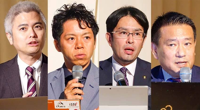 目的を持ってデータを取り、「人」と「デジタル」の融合を図る ー内田洋行ITフェア2019レポート