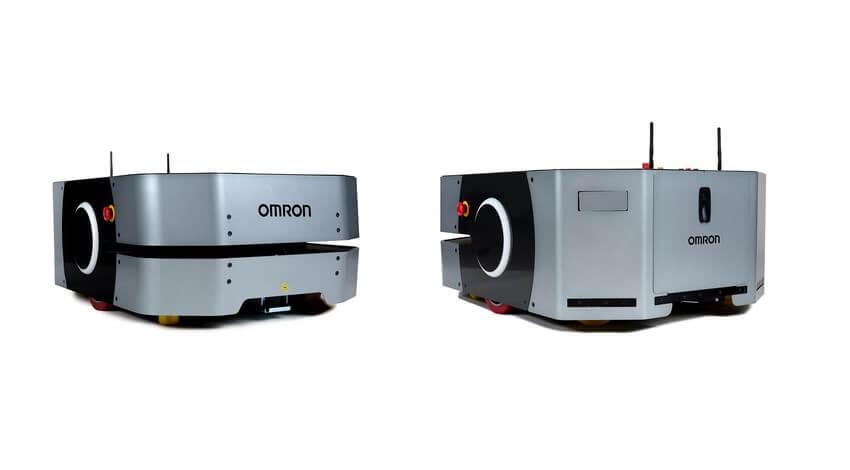 オムロン、250㎏まで搬送可能な自動搬送モバイルロボット「LD-250」を発売