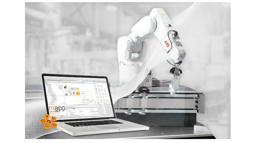 ABBとB&R、完全統合型マシン・セントリック・ロボティクス・ソリューションを発表