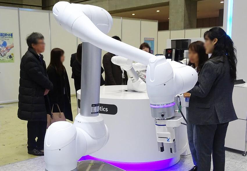 Doosanの協働ロボット