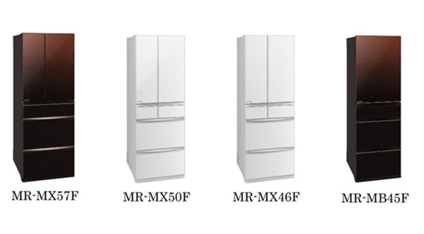 三菱冷蔵庫新商品