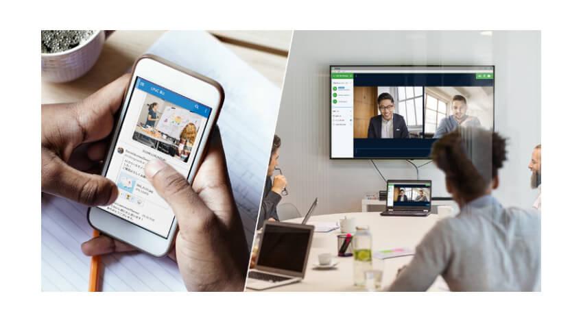 AIoTクラウドのビジネスコミュニケーションサービス「LINC Biz」、機能のアップデートと新プランを追加