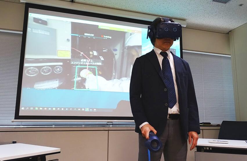 B-EN-GとHTC、VR学習システム「mcframe MOTION VR-learning」に関する協業を発表