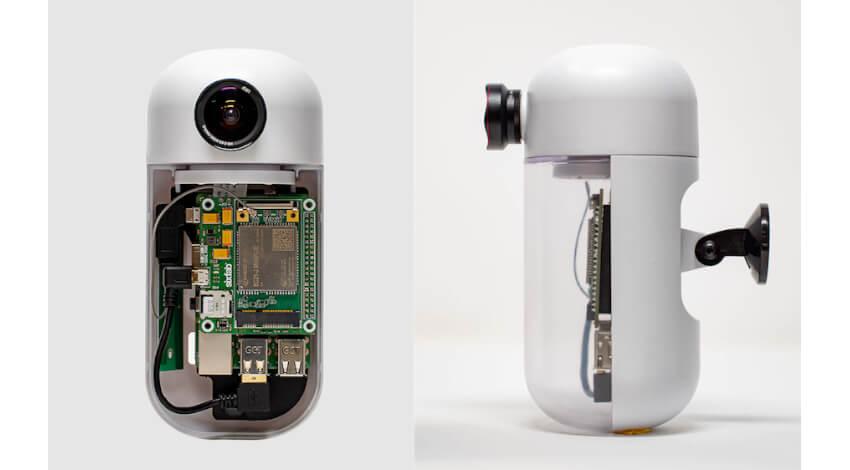 ソラコムの通信するエッジAIカメラ「S+ Camera Basic」、1台から利用申し込み可能に
