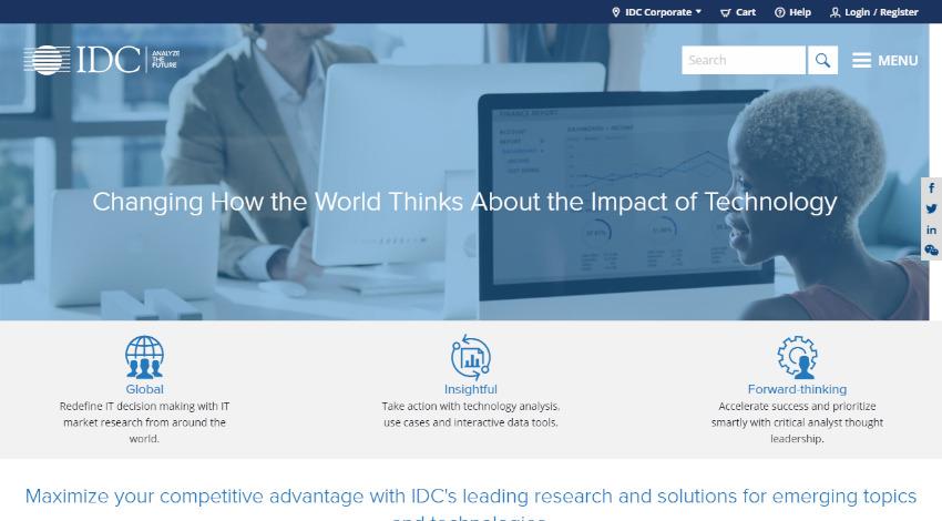 IDC、2020年国内ネットワーク仮想化/自動化市場のTop10 Predictionsを発表