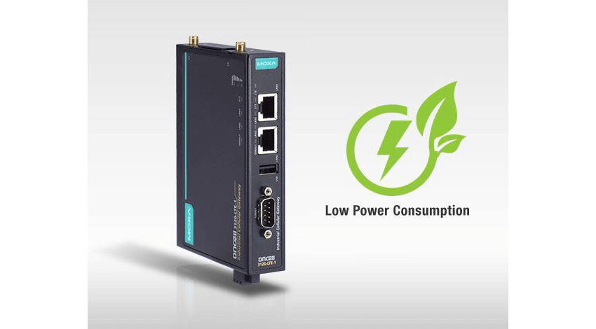 Moxa、デバイスへのリモート接続に適した産業用LTEゲートウェイ「OnCell3120-LTE-1シリーズ」を発表