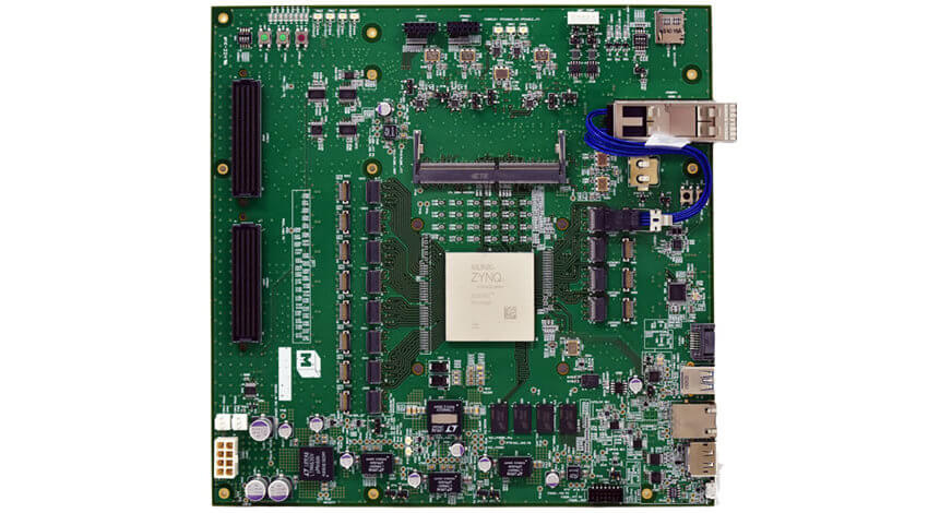 PALTEK、FPGAコンピューティングプラットフォーム「M-CUBE」を受注開始