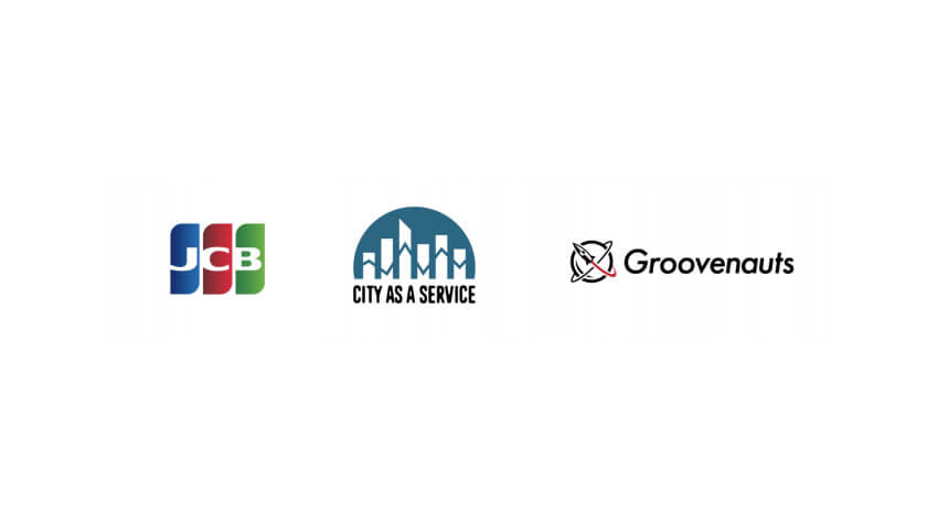 JCBとグルーヴノーツ、「City as a Service」の実現に向けた購買統計データ活用に関する基本合意書を締結
