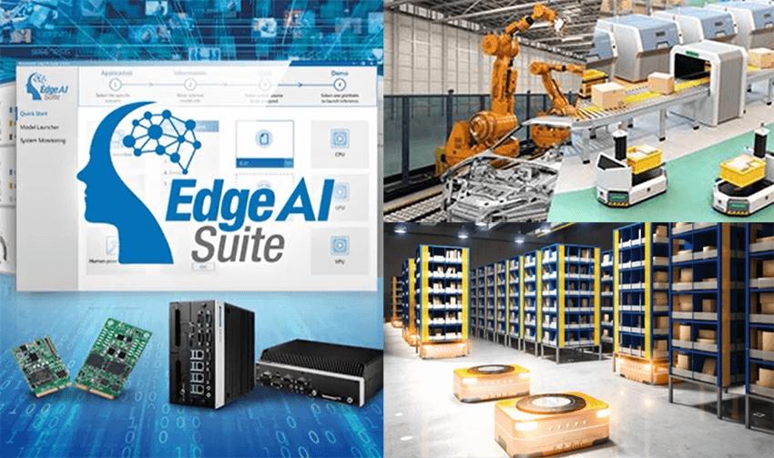 産業用ロボット・AGVの自律化を促すエッジAIソリューション―アドバンテック・組込みデザイン・イン・フォーラム 2020レポート
