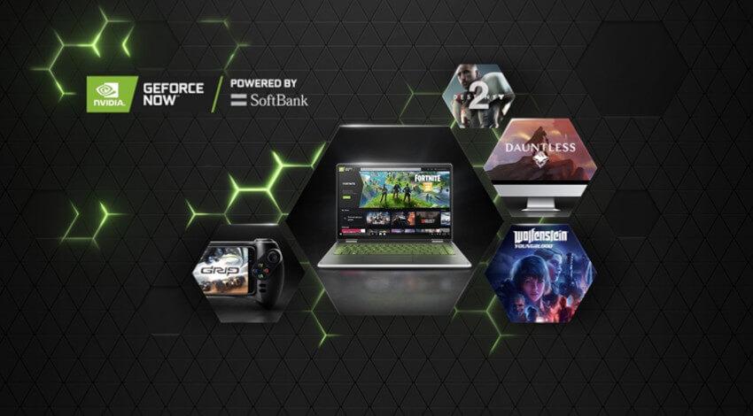 ソフトバンク、NVIDIAのクラウドゲーミングサービス「GeForce NOW Powered by SoftBank」を提供開始