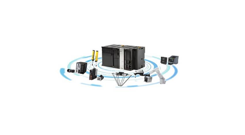 オムロン、ロボットと制御機器を統合制御する「ロボット統合コントローラー」を発売