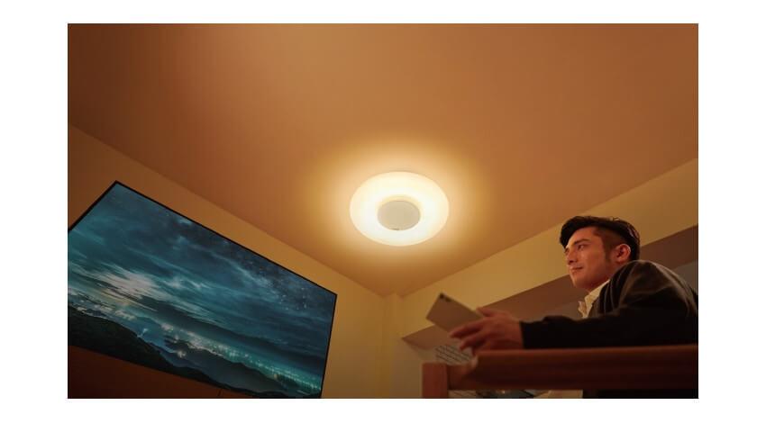 ソニー、人の動きを感知し家電を操作する「マルチファンクションライト」の新モデルを発売