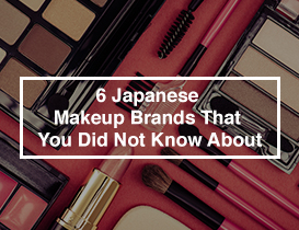 6 Japanese Makeup Brands That You Did Not Know About