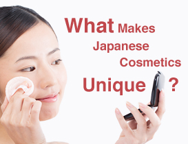 What Makes Japanese Cosmetics Unique?